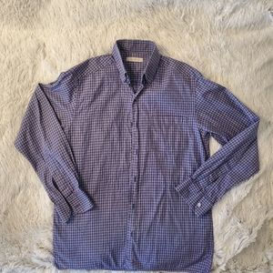 Ermenegildo Zegna plaid button down